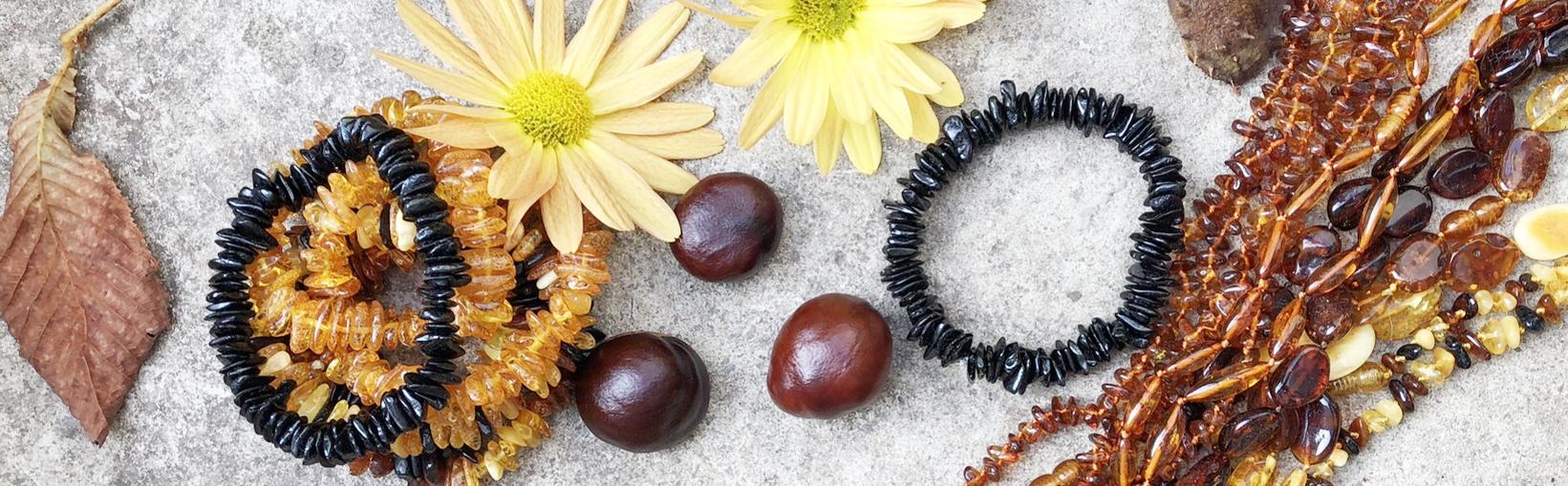 Jantárové šperky